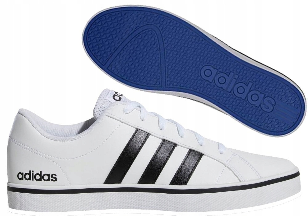 Kup Teraz adidas Neo Męskie V Racer Buty Sportowe Biały