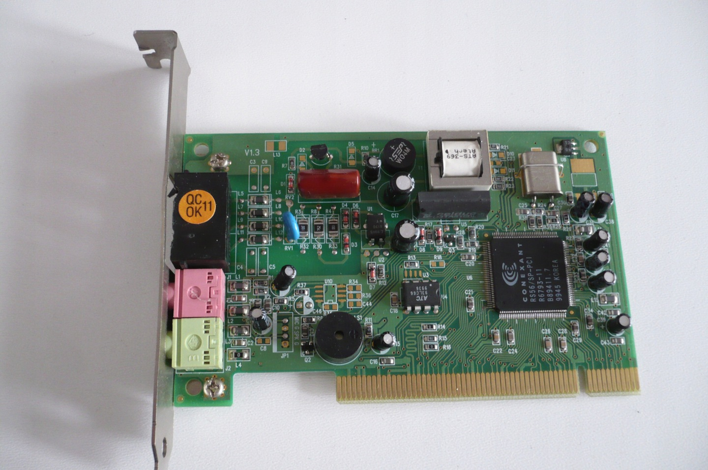 CONEXANT RS56 SP-PCI DOWNLOAD DRIVER