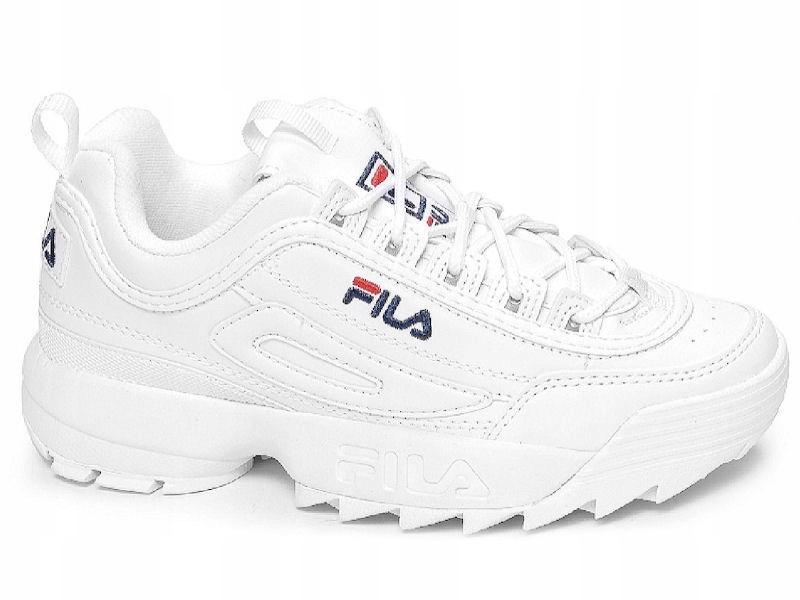 Sportowe buty damskie Fila Allegro.pl