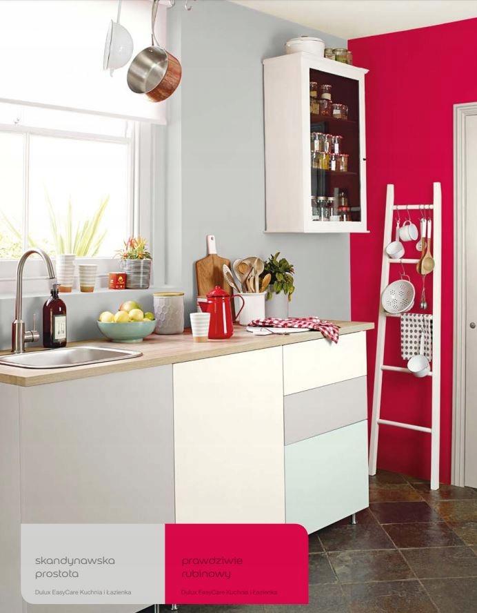 Farba Dulux Easycare Kuchnia I łazienka 25l