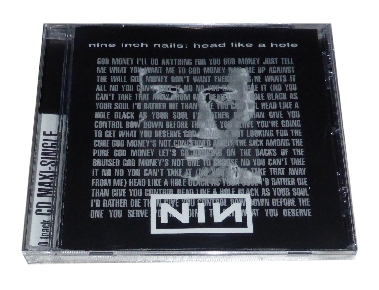 NINE INCH NAILS Head Like A Hole UNIKAT EP (7030740557) - Allegro.pl ...