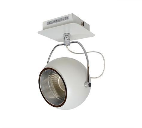 Lampa Wisząca Lobo Biała Kr117a 1w Lampy Sufitowe