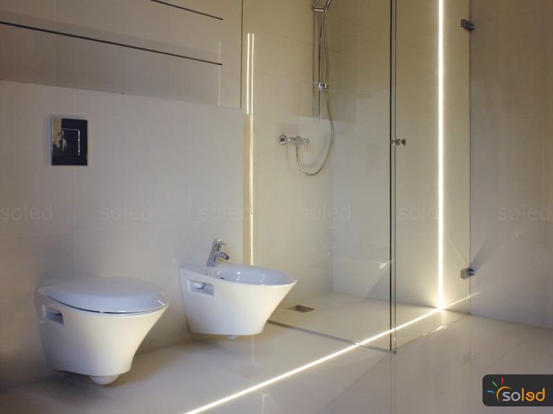 Wodoodporny Profil Do Taśmy Led Do łazienki 2m