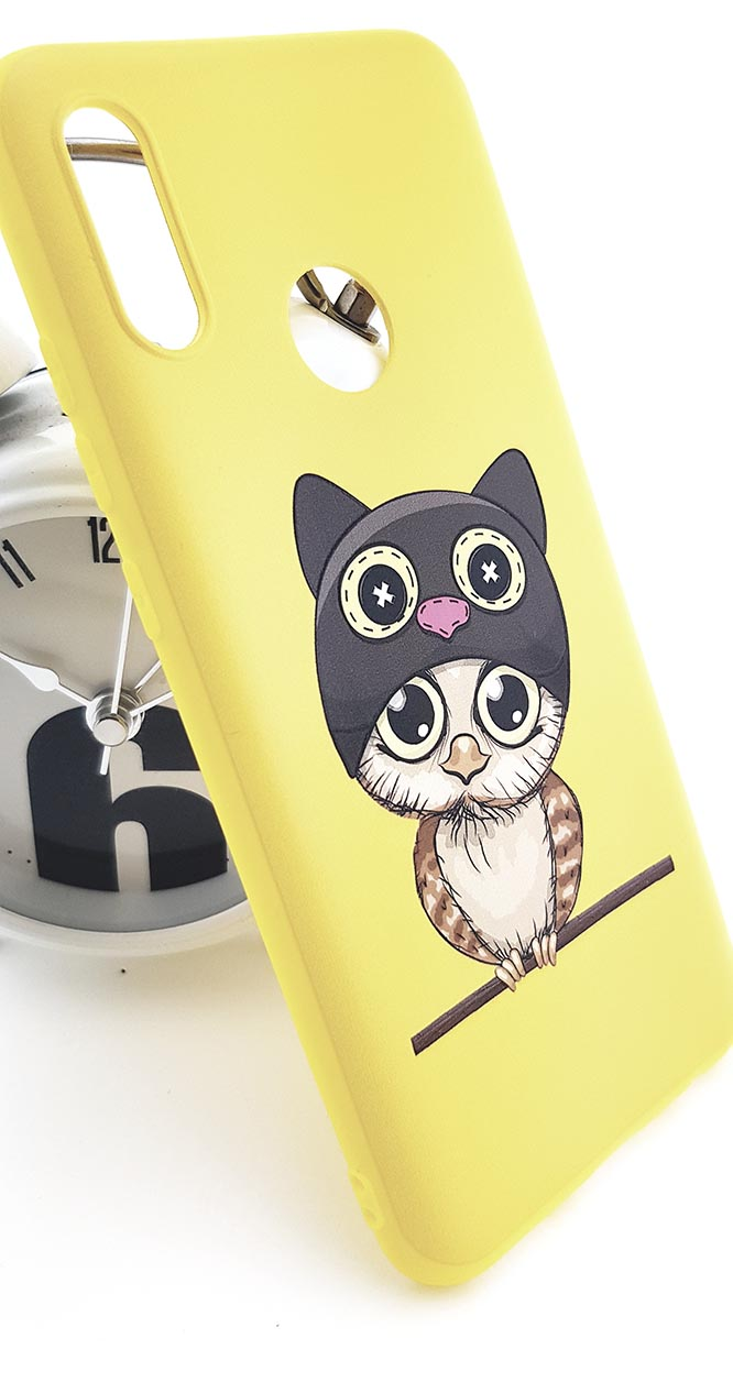 - Etui case jelly WZORY KOT SOWA do Apple iPhone 8   Wyjątkowe etui na telefony - etui-gsm.pl