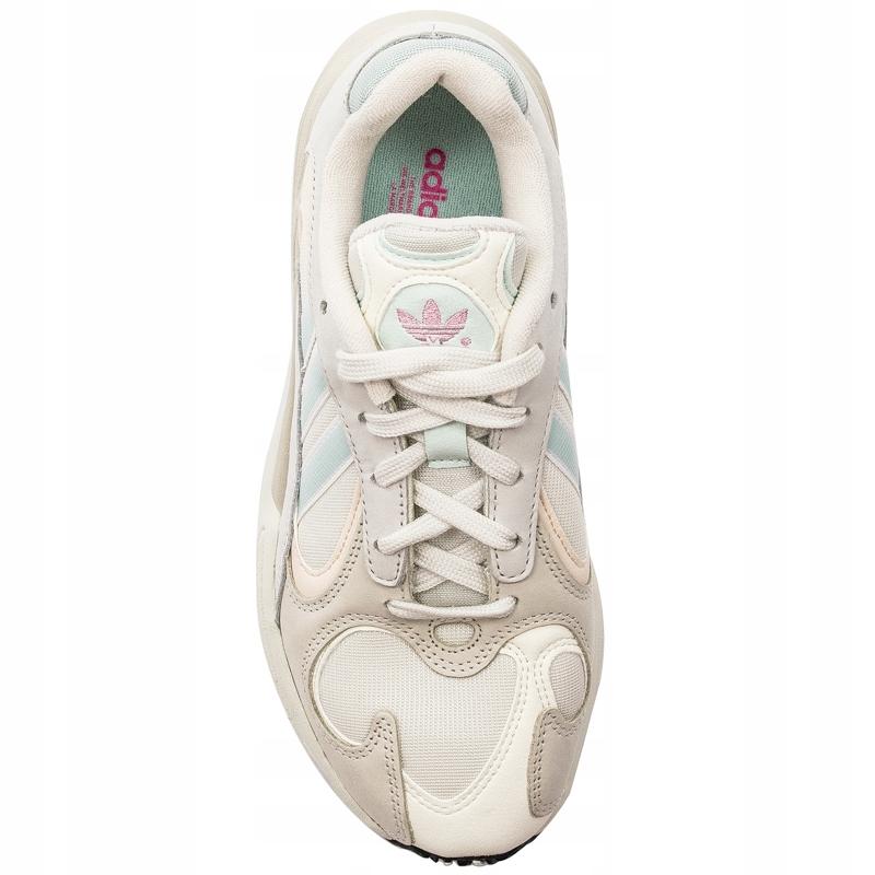 Sneakersy Adidas Yung 1 CG7118 Beżowe r.37 13
