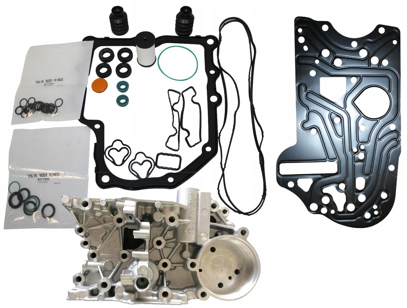 Freemoto - Zestaw naprawczy mechatroniki DQ200 0AM DSG7 Kompl