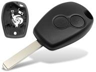 ключ корпус Renault CLIO Kangoo Master TRafic