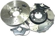 Тормозные диски Колодки 288 do AUDI A4 B5 B6 B7 VW PASSAT B5