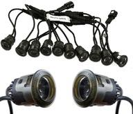 Света Свет Светодиодные лампы FLEX Hella СТИЛИ глазки Черные
