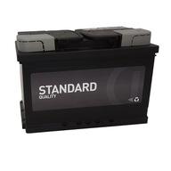 аккумулятор Стандарт 12V 74Ah 680A дизель