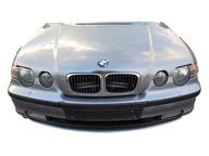 BMW 3 E46 COMPACT Перед Капот Бампер Фара BŁOTNI