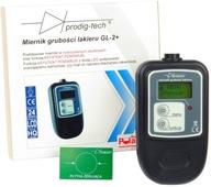 Miernik, tester grubości lakieru GL-2+