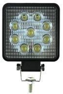 Фара 9 Светодиодные лампы Tуманка ROBOCZY 27 W 12-24V DIODOWA KW