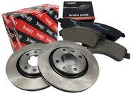 Тормозные диски Колодки Перед PEUGEOT PARTNER 206 207 307