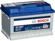 Аккумулятор BOSCH SILVER S4 72 AH 680A NAJŚWIEŻSZE