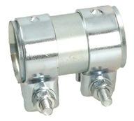 Łącznik złącze tłumika rur opaska obejma 46x90mm