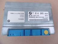 блок управления Компьютеры skrzyni BMW E46 E39 3.0 d m57