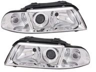 фары лампы Audi a4 B5 LIFT 99-01 компл l+p