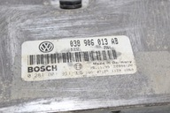 Компьютеры 038906013AB VW SEAT 1.9SDI IMMO OFF!