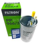 Топливный фильтр PEUGEOT Citroen Fiat ПП 966/3 Хит !!!