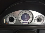 MERCEDES W209 Двигатель 3.5 V6 272960 178.430km