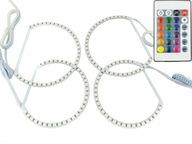 Кольца BMW Светодиодные лампы smd 16 цветные RGB E36 e38 E39 e46