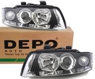 DEPO Фары Фары передние AUDI A4 B6 2 Шт