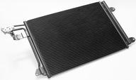 Радиатор кондиционирования воздуха VW Гольф v 5 Vi 6 Scirocco
