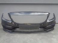 Mercedes Бампер C-klasa 205 w205 63 6.3 AMG