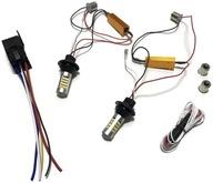 поворотники СВЕТА Свет Светодиодные лампы Drl 2 В 1 автомат