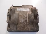 MEGANE 1 I Компьютеры блок управления Управления Двигателя 2.0 IDE 16V