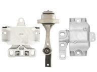 подушка Левая Правая подушка двигателя Управления Двигателя VW GOLF 4 1.9 TDI