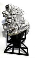 Двигатель 1.6 HDI 9HH Peugeot Citroen+Regenerowany
