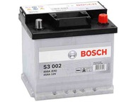 аккумулятор 45 АХ bosch S3 400 а