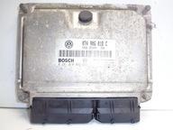 Компьютеры блок управления Управления Двигателя VW T4 2.5 TDI 75kw 00r
