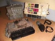 Блок управления мотора Alfa 1.9 JTDm + Body Computer