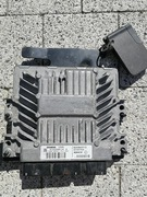 Komputer+2 karty Megane 2 S122326114A 8200843713