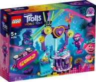 Lego Trolls Impreza techno na rafie 41250