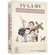 Gra edukacyjna Sylaby Nauka czytania