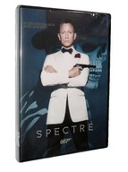 DVD - SPECTRE(2015)- M.Bellucci, nowa folia lektor