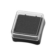Tusz pigmentowy mini poduszka - czarny
