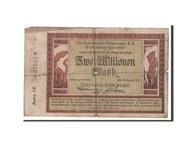 Banknot, Niemcy, Duisburg, 2 Millionen Mark, paysa