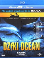 Dziki ocean 3D BLU RAY FOLIA