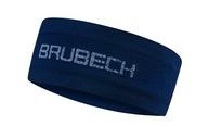 Brubeck PRO TERMOAKTYWNA opaska DO BIEGANIA L/XL