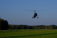 Wiatrakowiec bez licencji, nie helikopter samolot