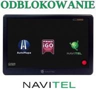 Odblokowanie Navitel Linux E200 MS700 F150 F300