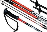 Kije kijki narciarskie FIZAN INSPIRE 130 cm red