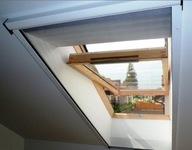 Moskitiera Rolowana na okno dachowe na wymiar