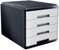 ORGANIZER pojemnik na DOKUMENTY papier A4 szuflady