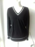 ARMANI COLLEZIONI Italia sweter 48-welna